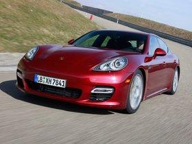 Ver foto 18 de Porsche Panamera Turbo 2009