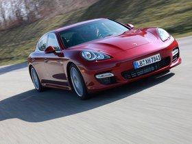 Ver foto 15 de Porsche Panamera Turbo 2009