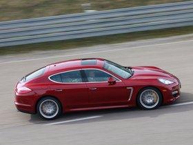 Ver foto 14 de Porsche Panamera Turbo 2009