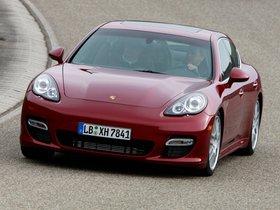 Ver foto 13 de Porsche Panamera Turbo 2009