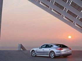 Ver foto 11 de Porsche Panamera Turbo 2009