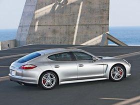 Ver foto 10 de Porsche Panamera Turbo 2009