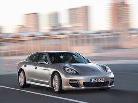 Ver foto 8 de Porsche Panamera Turbo 2009