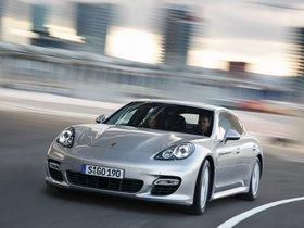 Ver foto 6 de Porsche Panamera Turbo 2009