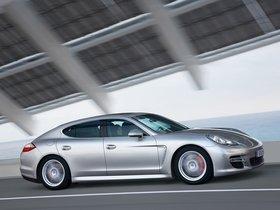 Ver foto 5 de Porsche Panamera Turbo 2009