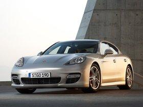 Fotos de Porsche Panamera Turbo 2009