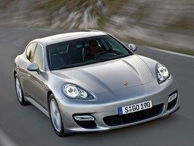 Ver foto 37 de Porsche Panamera Turbo 2009