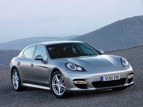Ver foto 36 de Porsche Panamera Turbo 2009