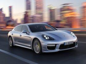 Ver foto 2 de Porsche Panamera Turbo 2013