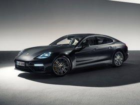 Ver foto 14 de Porsche Panamera Turbo 2016