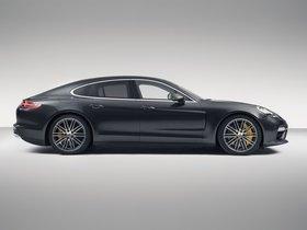 Ver foto 2 de Porsche Panamera Turbo 2016