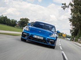 Ver foto 31 de Porsche Panamera Turbo 2016