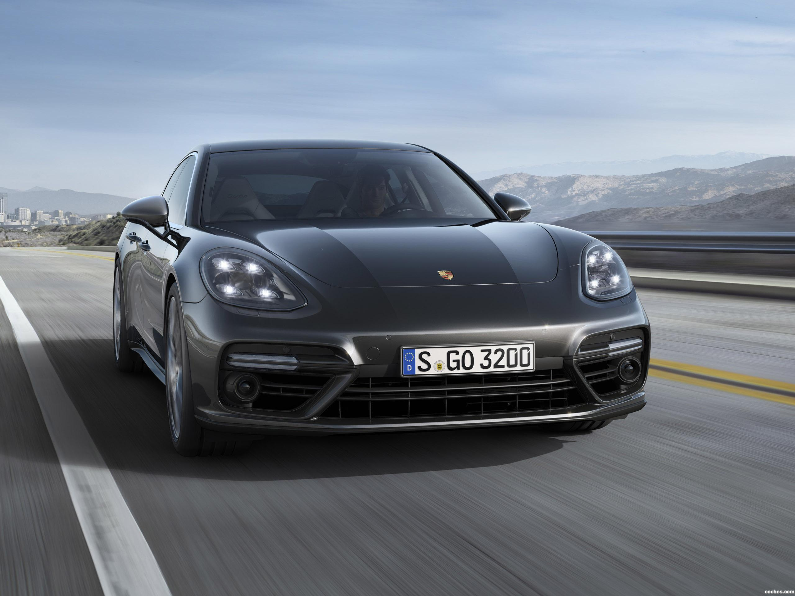 Foto 5 de Porsche Panamera Turbo 2016