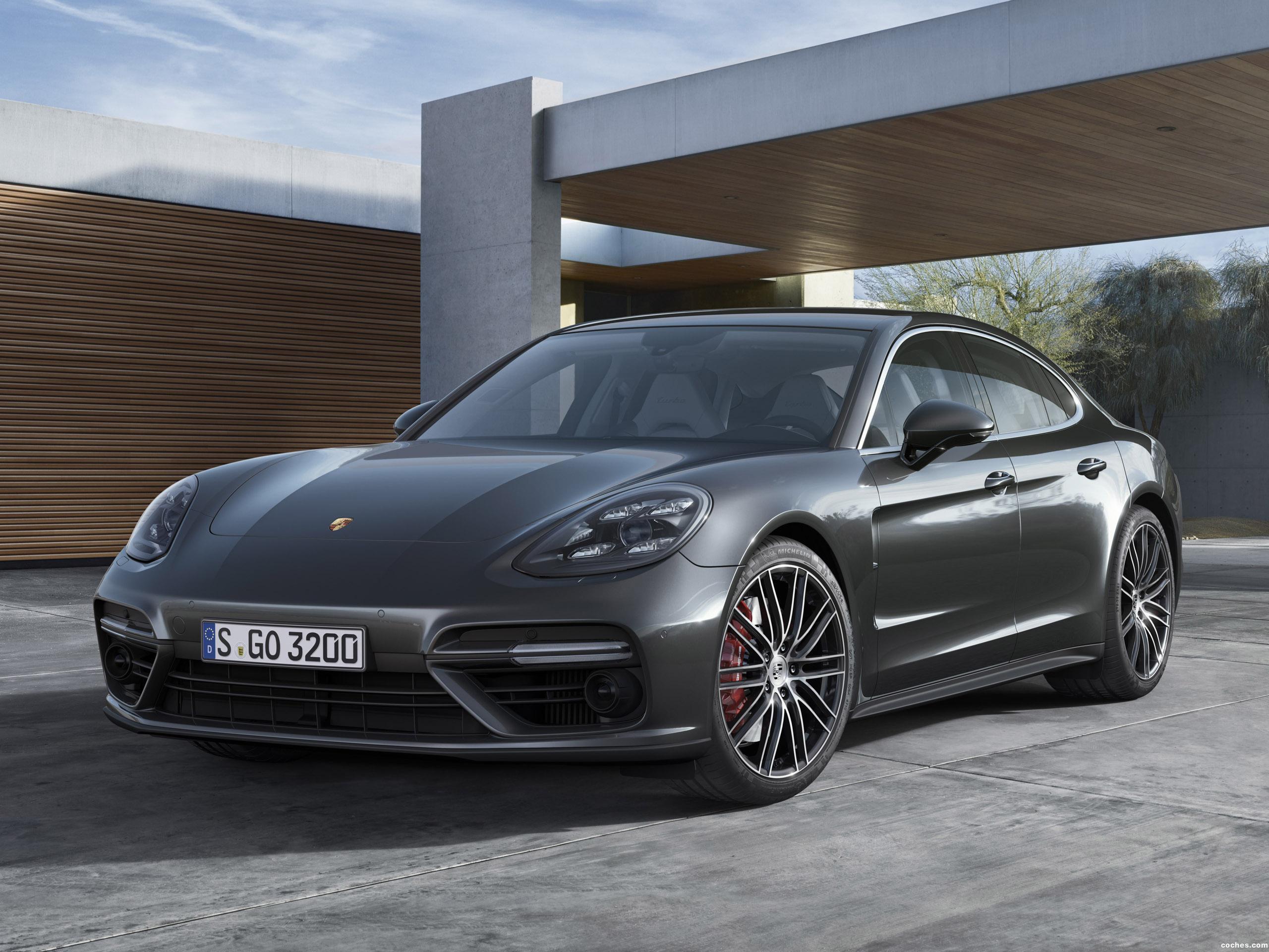 Foto 0 de Porsche Panamera Turbo 2016