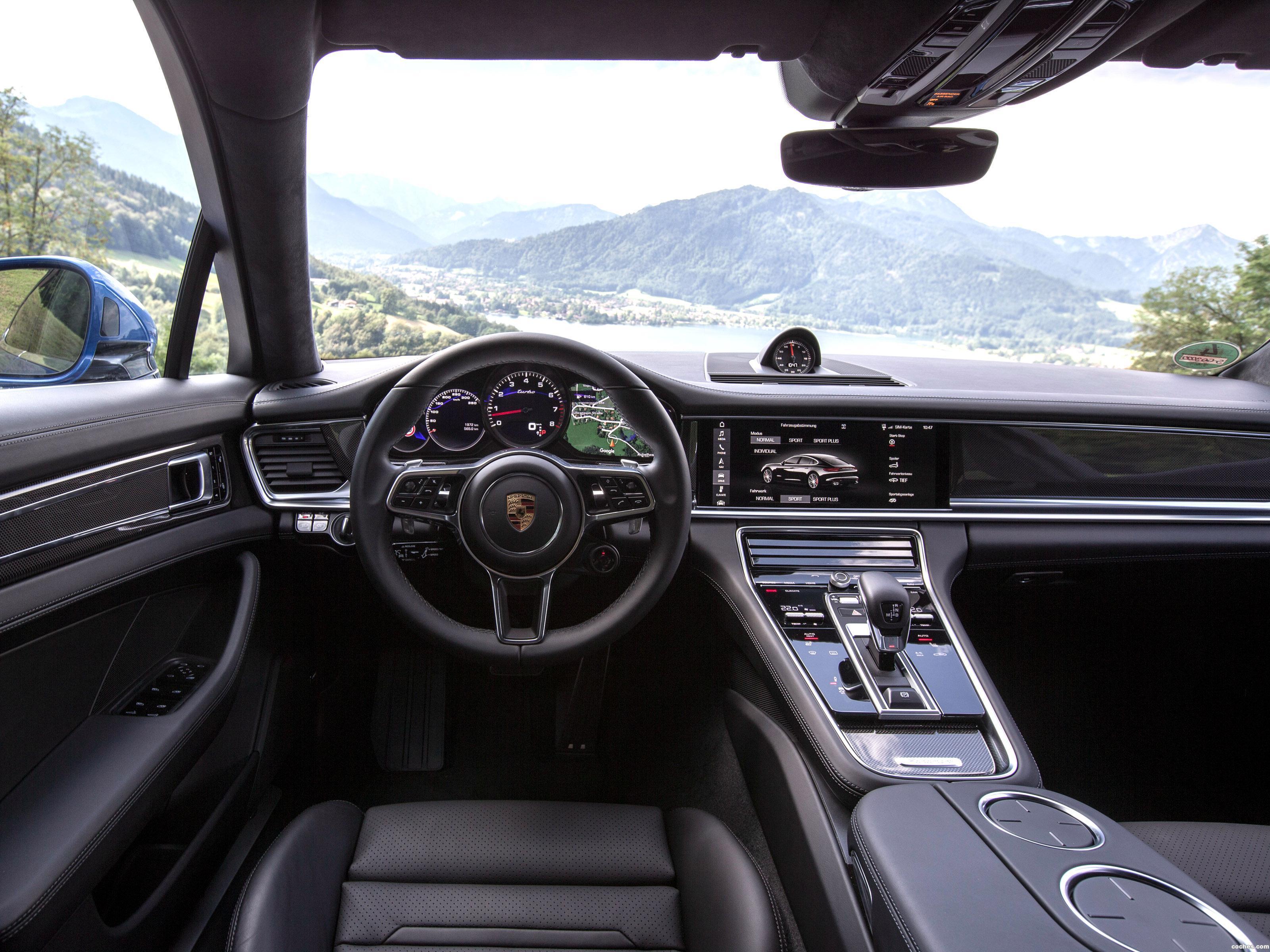 Foto 37 de Porsche Panamera Turbo 2016