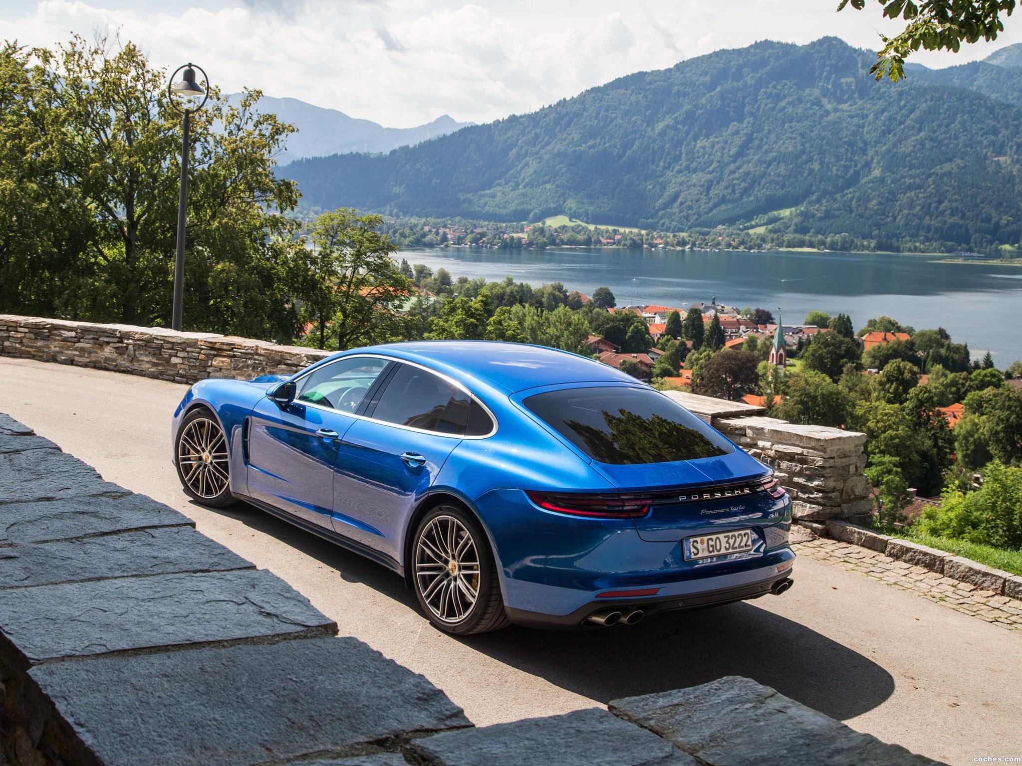 Foto 28 de Porsche Panamera Turbo 2016