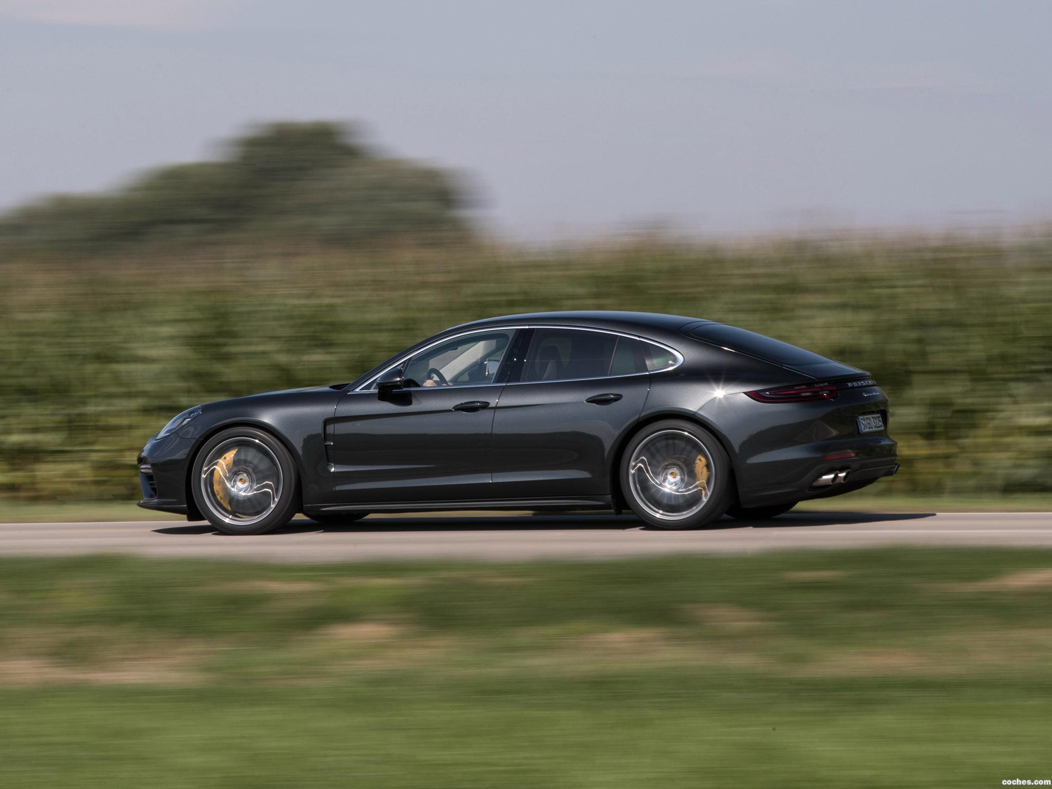 Foto 25 de Porsche Panamera Turbo 2016