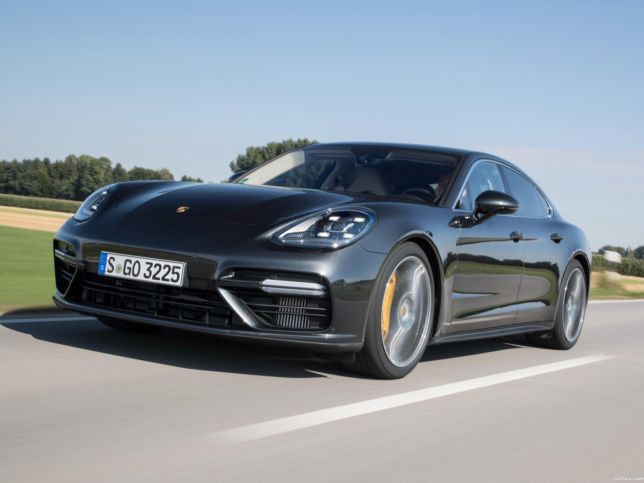 Foto 24 de Porsche Panamera Turbo 2016