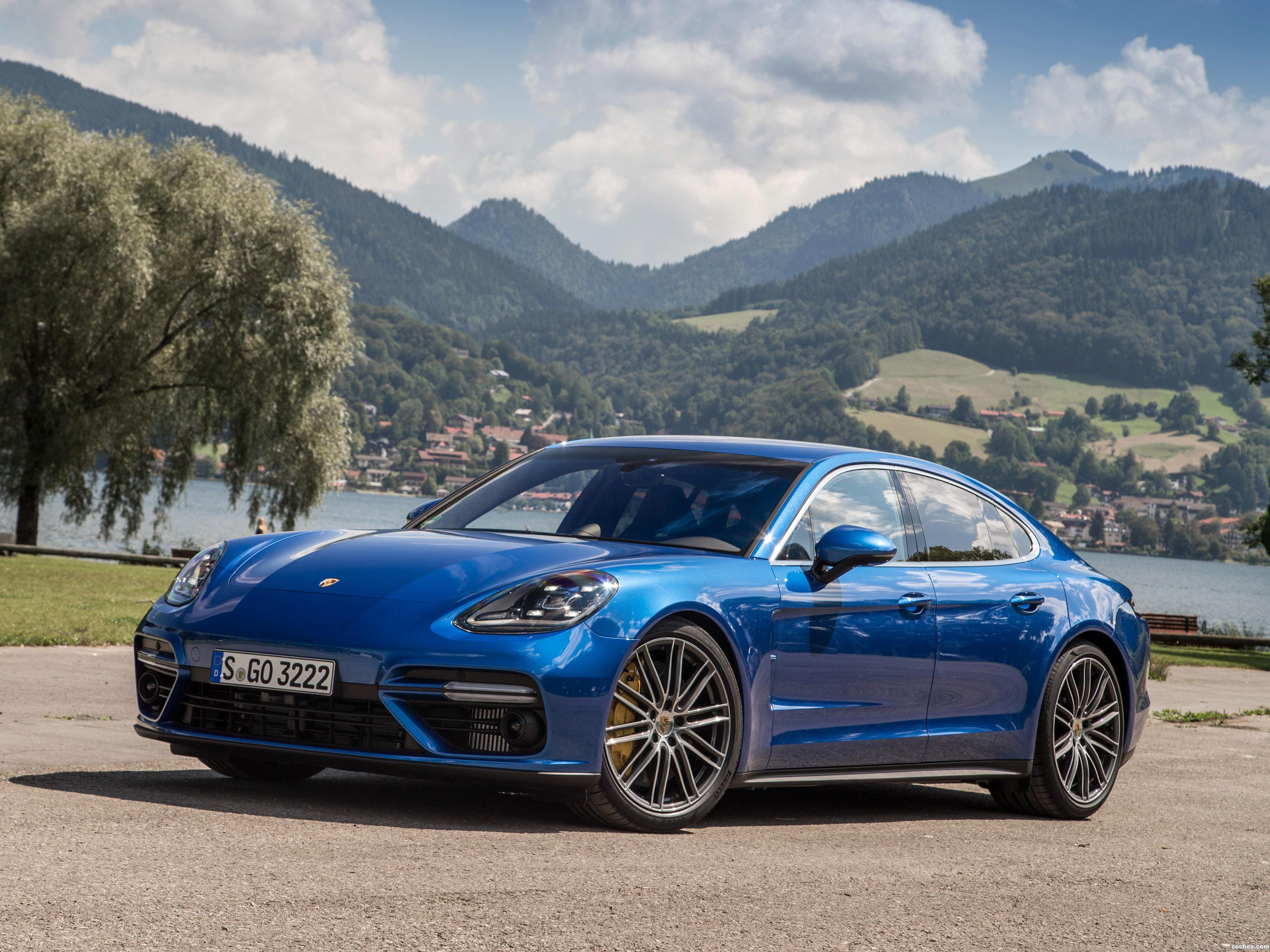 Foto 23 de Porsche Panamera Turbo 2016