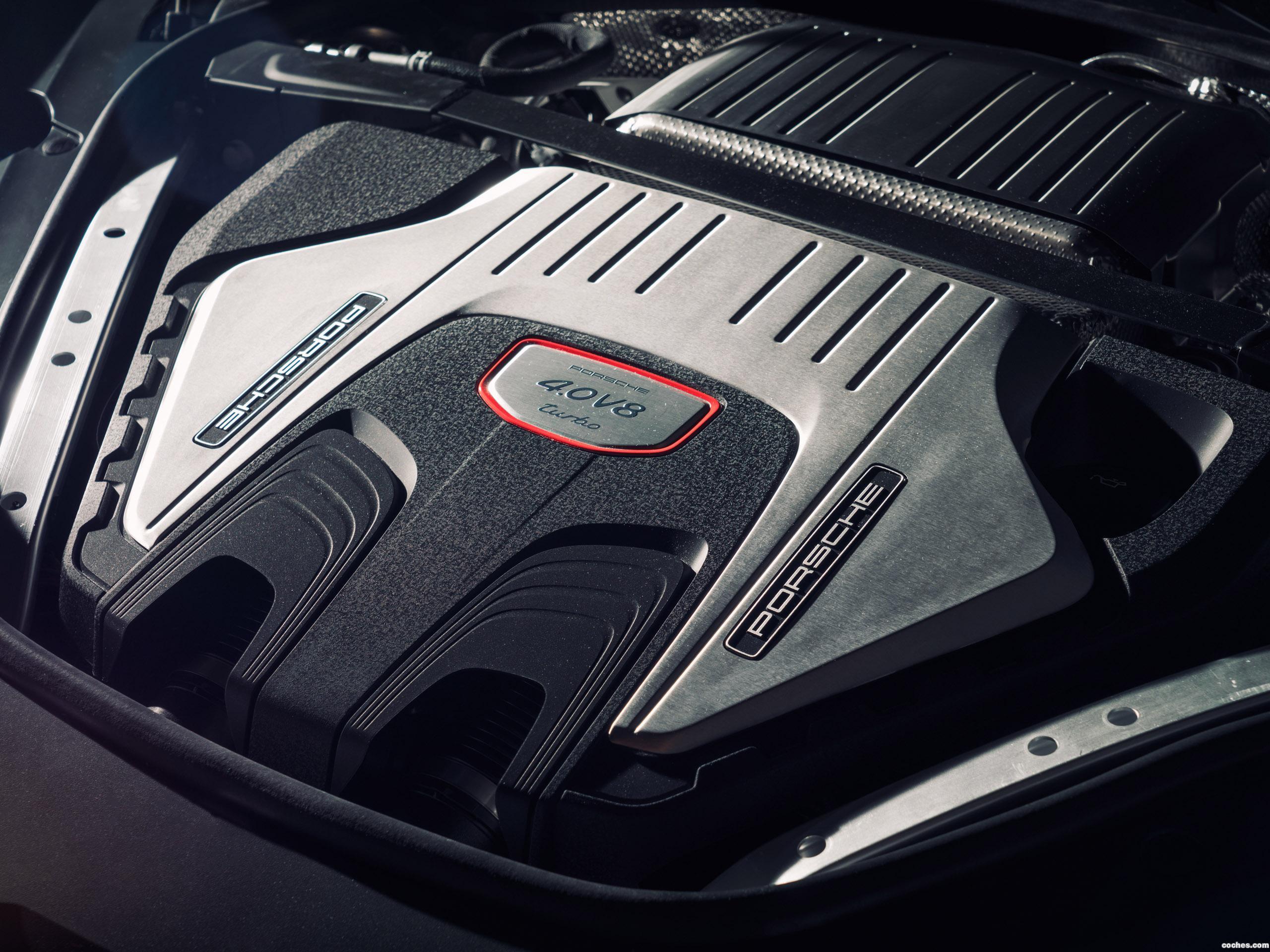 Foto 16 de Porsche Panamera Turbo 2016