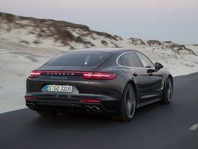Ver foto 8 de Porsche Panamera Turbo Executive 971 2016