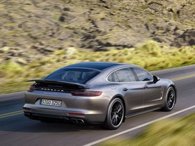 Ver foto 7 de Porsche Panamera Turbo Executive 971 2016