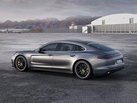 Ver foto 4 de Porsche Panamera Turbo Executive 971 2016