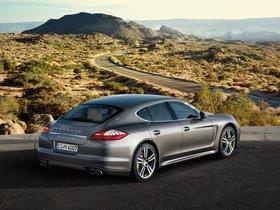 Ver foto 8 de Porsche Panamera Turbo S 2011