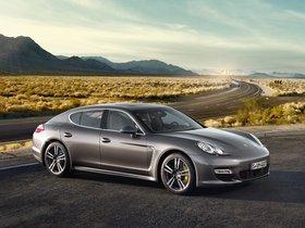 Ver foto 6 de Porsche Panamera Turbo S 2011
