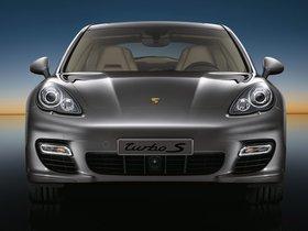 Ver foto 2 de Porsche Panamera Turbo S 2011