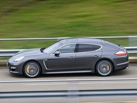 Ver foto 30 de Porsche Panamera Turbo S 2011