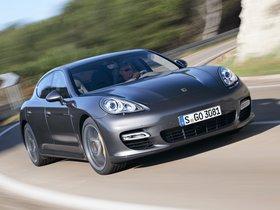Ver foto 29 de Porsche Panamera Turbo S 2011