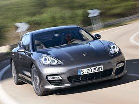 Ver foto 28 de Porsche Panamera Turbo S 2011