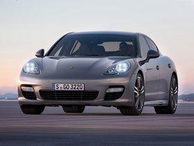 Ver foto 15 de Porsche Panamera Turbo S 2011