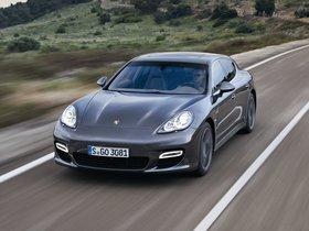 Ver foto 23 de Porsche Panamera Turbo S 2011