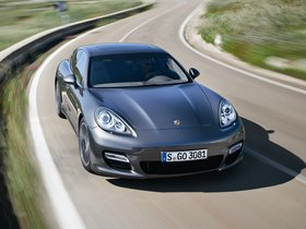 Ver foto 22 de Porsche Panamera Turbo S 2011