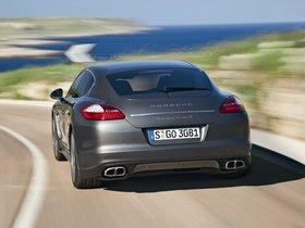 Ver foto 21 de Porsche Panamera Turbo S 2011