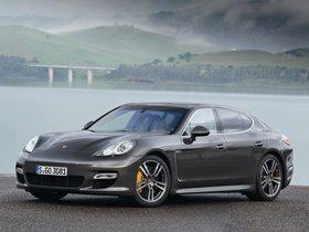 Ver foto 19 de Porsche Panamera Turbo S 2011