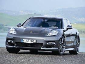 Ver foto 18 de Porsche Panamera Turbo S 2011