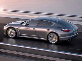 Ver foto 14 de Porsche Panamera Turbo S 2011