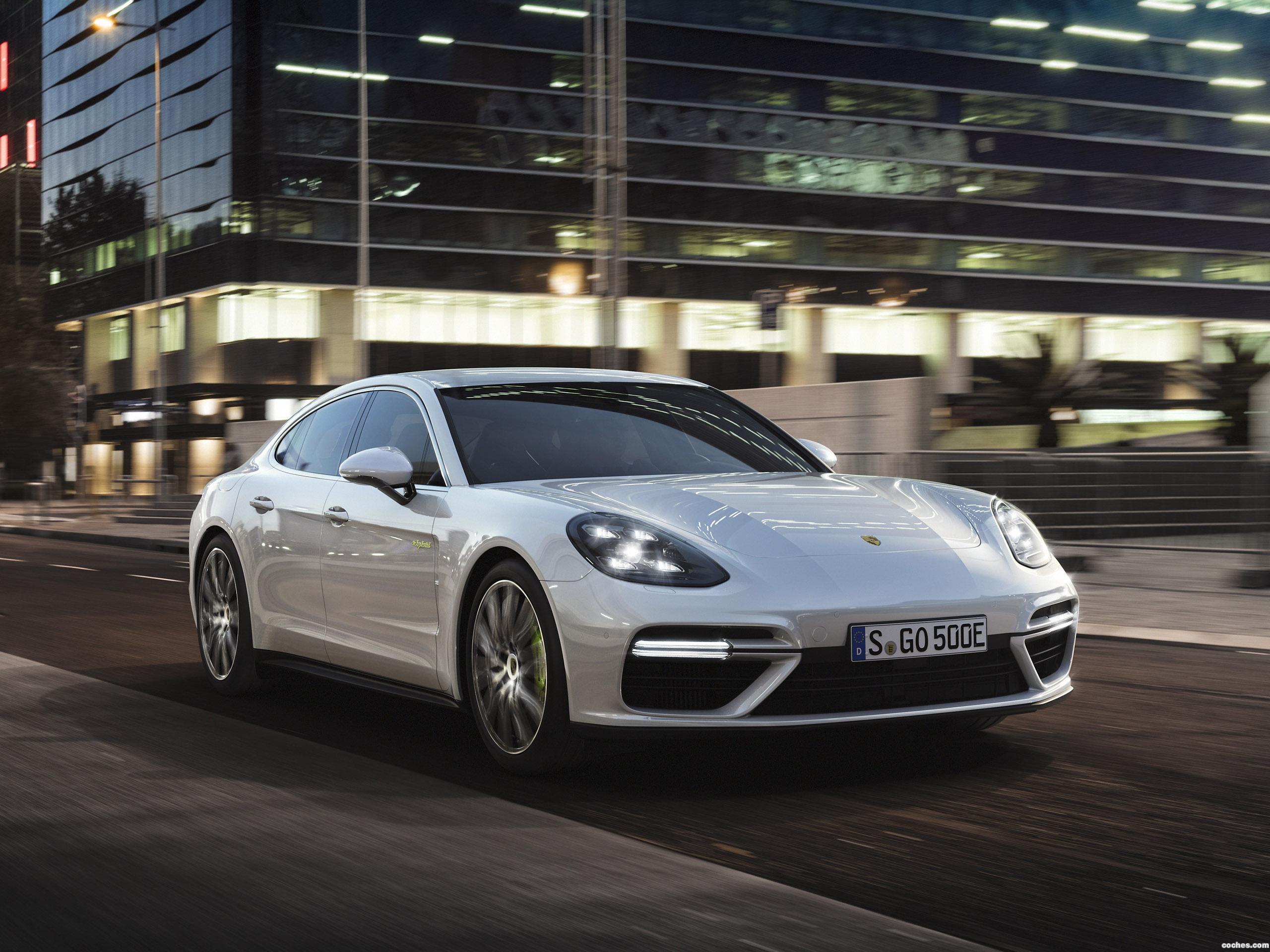 Foto 27 de Porsche Panamera Turbo S E Hybrid 971 2017