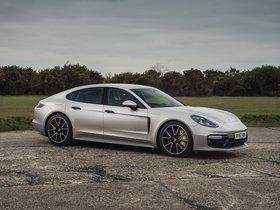 Ver foto 12 de Porsche Panamera Turbo S E Hybrid 971 UK 2017
