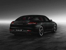 Ver foto 2 de Porsche Panamera Turbo S Exclusive 2014