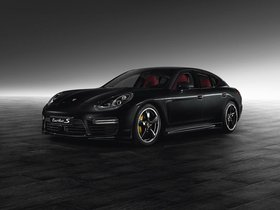 Ver foto 1 de Porsche Panamera Turbo S Exclusive 2014
