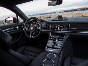 Ver foto 40 de Porsche Panamera Turbo S e-Hybrid Sport Turismo 971 2017