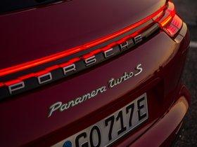 Ver foto 30 de Porsche Panamera Turbo S e-Hybrid Sport Turismo 971 2017