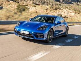 Ver foto 19 de Porsche Panamera Turbo S e-Hybrid Sport Turismo 971 2017