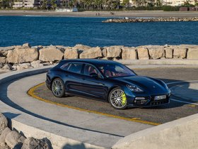 Ver foto 14 de Porsche Panamera Turbo S e-Hybrid Sport Turismo 971 2017