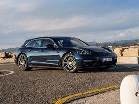 Ver foto 11 de Porsche Panamera Turbo S e-Hybrid Sport Turismo 971 2017