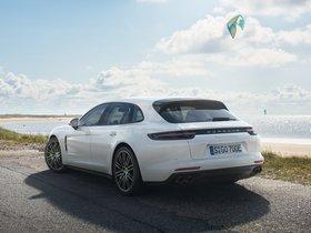 Ver foto 4 de Porsche Panamera Turbo S e-Hybrid Sport Turismo 971 2017
